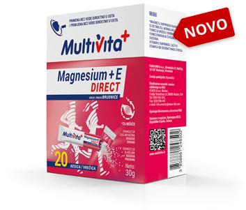 Magnesium +E DIRECT