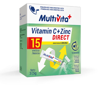 Vitamin C + Zink DIRECT